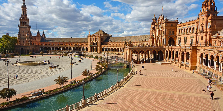 Sevilla – orientalischen Einflüssen auf der Spur